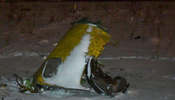 У потерпевшего крушение Ан-148 и раньше отказывал двигатель
