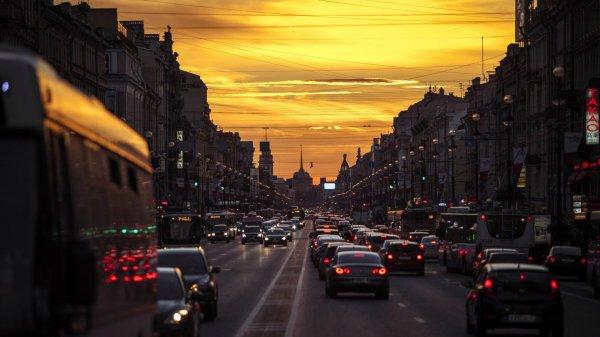 В ДТП пострадали маленькие дети в Санкт-Петербурге