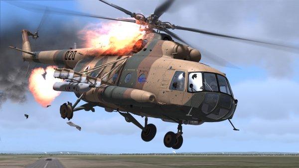 Названа возможная причина крушения Ми-8 в Томской области