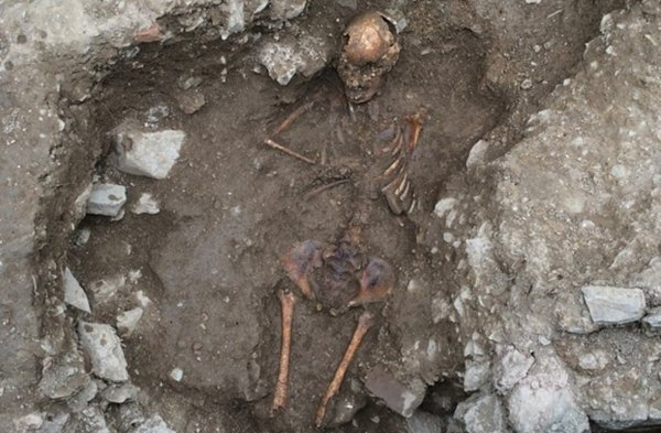 В Петербурге обнаружили мумию пенсионера с самодельной куклой в кровати