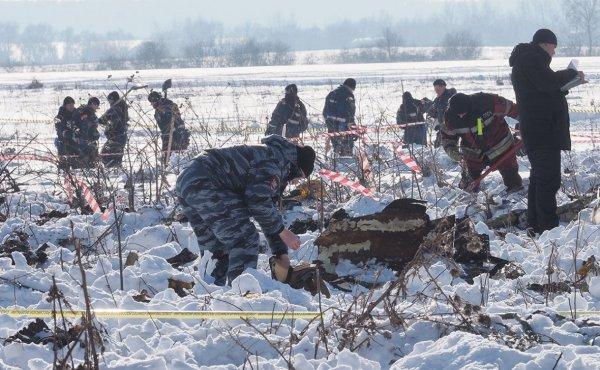 СМИ рассказали о последнем разговоре пилотов перед крушением Ан-148 в Подмосковье