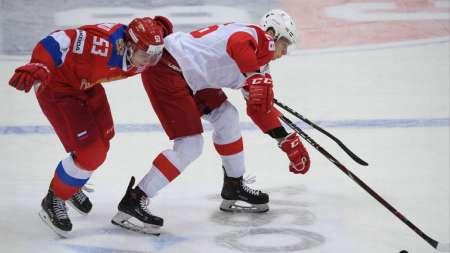 Российские хоккеисты разгромили сборную Словении на Олимпиаде со счетом 8:2. ВИДЕО
