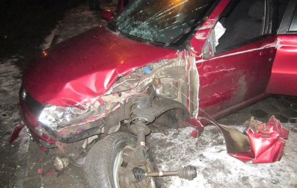 Гражданин России в авто на скорости прорывался в Польшу