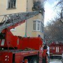 Пьяный погорелец в Екатеринбурге избил разбудившего его пожарного