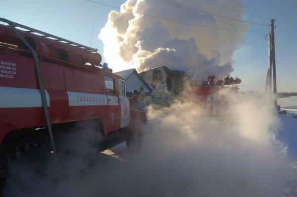 В Саратове взорвалась железнодорожная цистерна