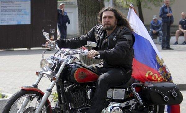 Байкера из «Ночных волков» пограничники не впустили в Украину