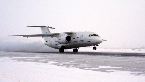 Ситуацию в кабине разбившегося АН-148 воспроизвели на авиатренажере