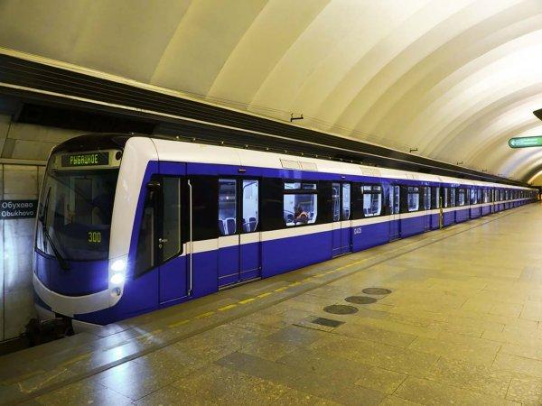 Пассажирка упала на рельсы на станции метро «Пролетарская» в Петербурге
