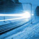 В Москве ребенок попал под поезд, катаясь с горки