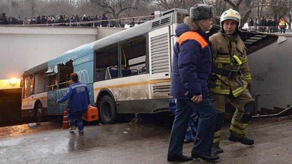Водитель «взбесившегося автобуса» плохо спит по ночам