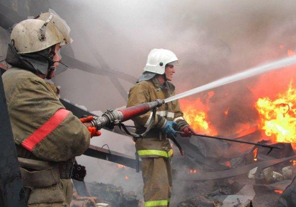 При пожаре в частном доме в Ростовской области погиб пенсионер