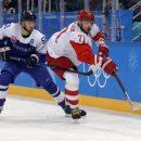 Олимпиада-2018 в Пхенчхане. Хоккей. Россия–Норвегия 21 февраля 1/4 финала: смотреть онлайн