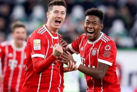 Лига чемпионов «Бавария» - «Бешикташ» 20.02.2018: смотреть онлайн
