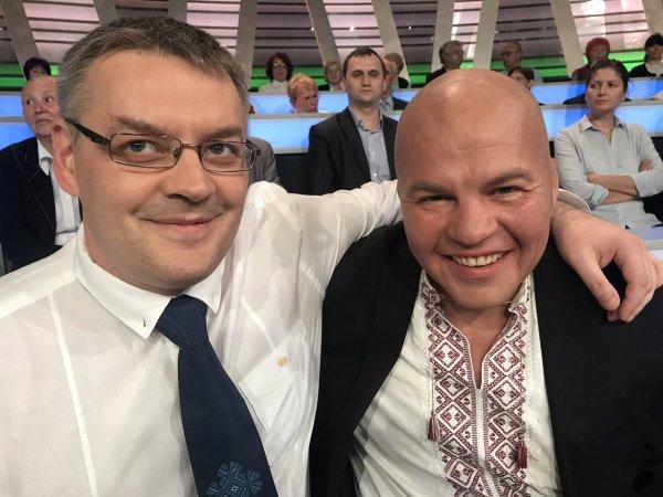 В прямом эфире НТВ ведущий напал на украинского политолога
