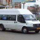 В Воронеже водитель легкового автомобиля подрался с маршрутчиком