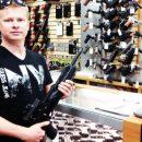 В США детям не продают алкоголь и сигареты, а продают оружие