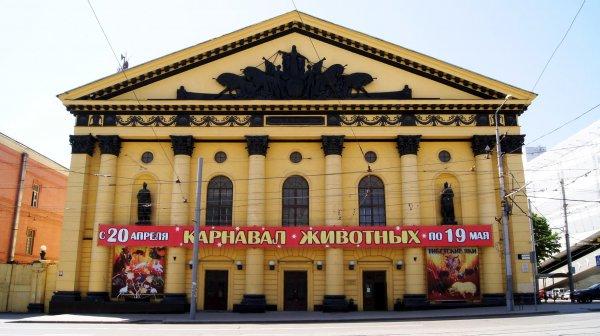 Банда фокусников и клоунов: ФСБ нагрянула в цирк Ростова