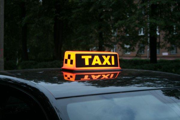 В Петербурге грабят таксистов