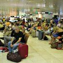 В аэропортах Москвы отменены и задержаны более 20 рейсов