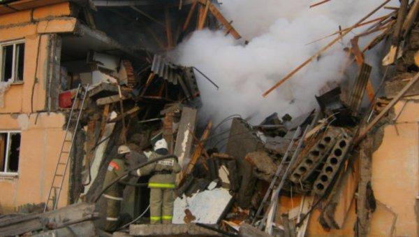 Шесть человек пострадали от взрыва английском городе Лестер