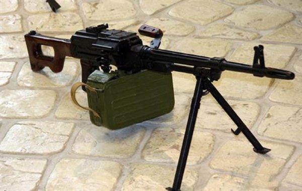«Почта России» пресекла пересылку пулемета «Калашникова»