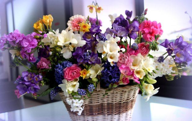 Доставка и покупка цветов в Алматы