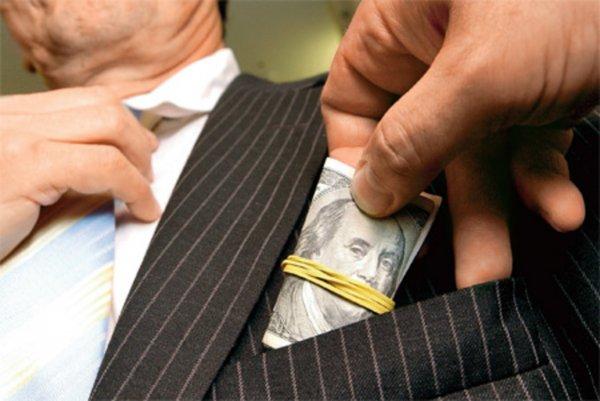 МВД России подсчитали ущерб от коррупции за прошлый год