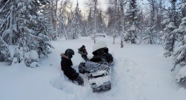 На перевале Дятлова пропал одиночный турист