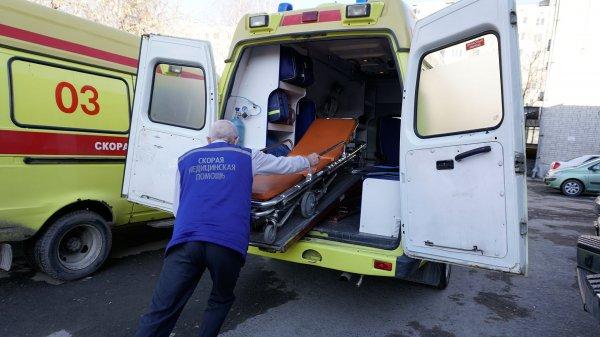 В Крыму уволили избитого пациентами фельдшера скорой