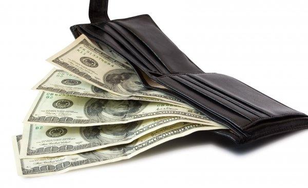 В Москве у женщины украли кошелёк с 58 тыс долларов
