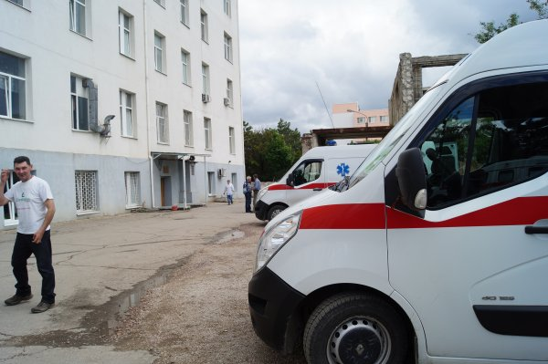 Из-за обрушения лифта в Симферополе погибла женщина с младенцем
