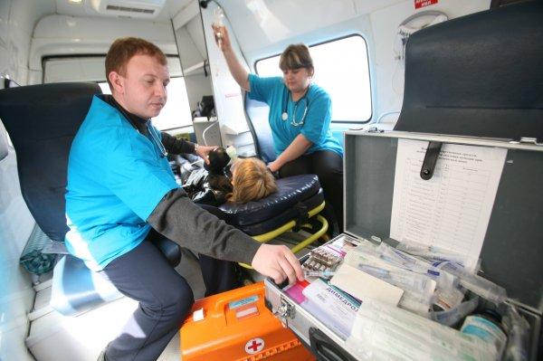 Вор-рецидивист попал в больницу с ножевым ранением