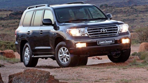 Неизвестный совершил кражу автомобиля марки Toyota в Подмосковье
