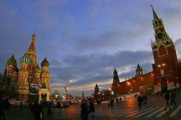Американец, увидевший Кремль, сошел с ума