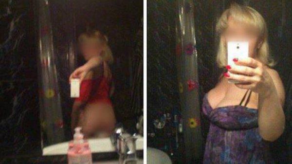 В Сети обсуждают интимные фото сотрудницы московской полиции