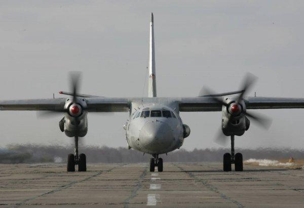 При крушении Ан-26 на базе Хмеймим в Сирии погибли россияне