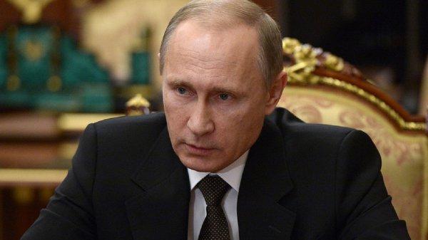 Путин соболезнует родственникам погибших при крушении Ан-26 в Сирии