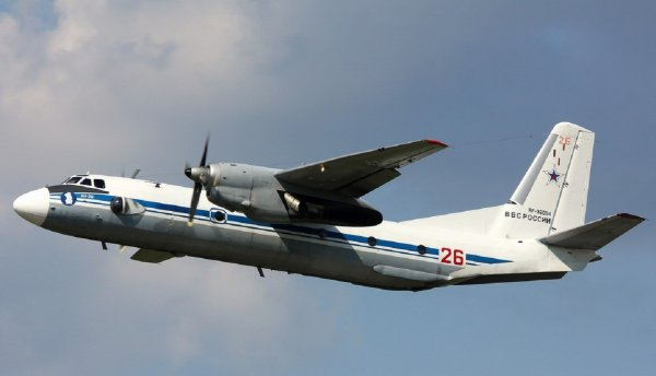 Обнародован список погибших при крушении Ан-26 в Сирии