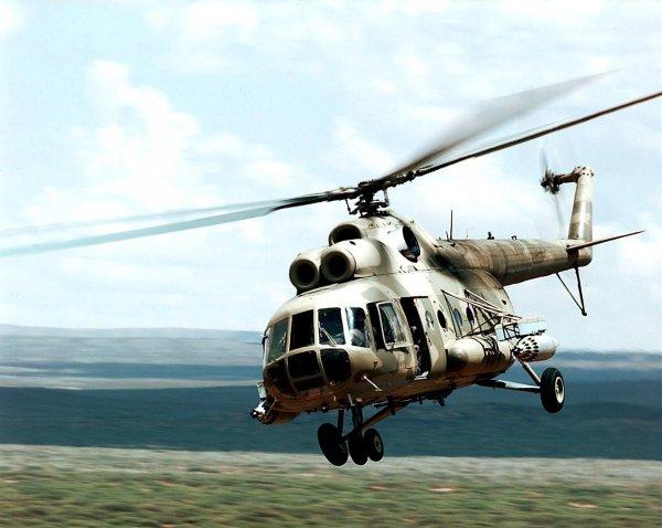 Вертолёт Ми-8 потерпел крушение в Чечне, есть жертвы