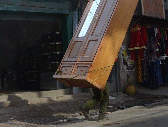 Вынес даже шкаф: В Ростове квартирант обокрал жилище хозяйки