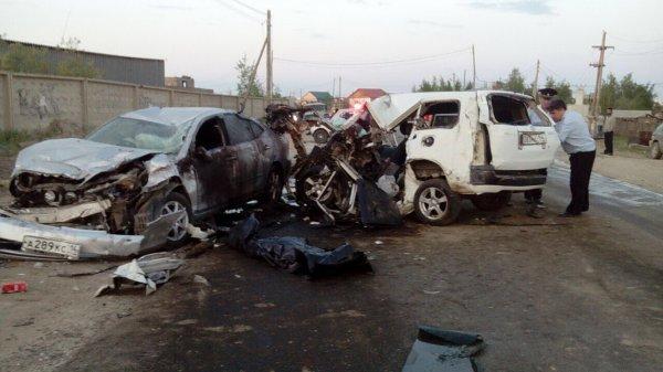 СМИ узнали о четырёх погибших в ДТП в Якутии