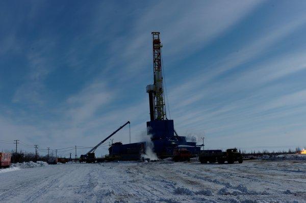 На скважине дочернего предприятия «Роснефти» на Ямале произошла авария