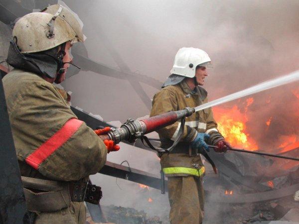 СК возбудил уголовное дело по факту гибели трех человек в пожаре под Омском