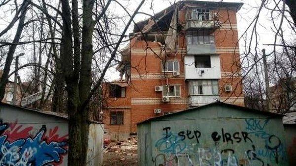 Дети находятся вне опасности: В Краснодаре прогремел взрыв бытового газа