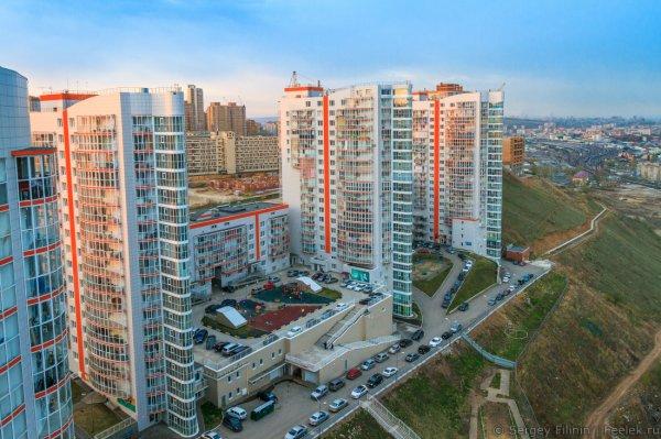 Отходы более 1000 жителей Красноярска стекают прямо в Енисей