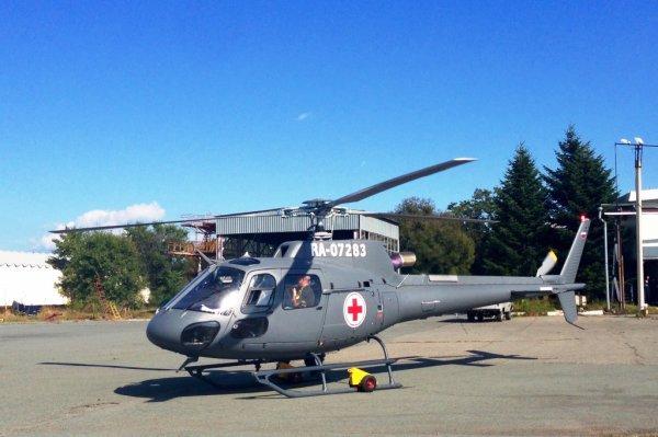 Мужчину после ДТП под Костромой доставили в областную больницу вертолетом