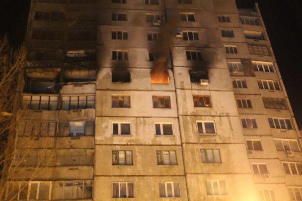 В Петербурге взорвалась жилая многоэтажка
