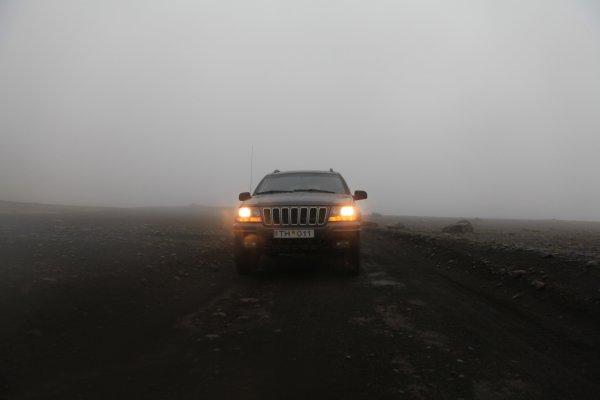 Полтергейсты шалят: В Ростове автомобиль-призрак протаранил машину ДПС