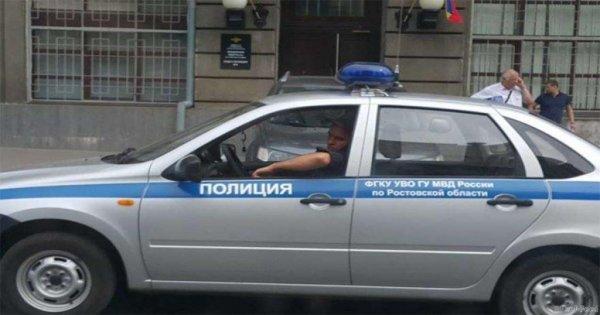 Полицейский из Ростова украл целый арсенал оружия