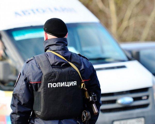 В Рязанской области мужчина открыл огонь по полицейским и был убит